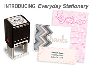 Introducing Everyday Stationery