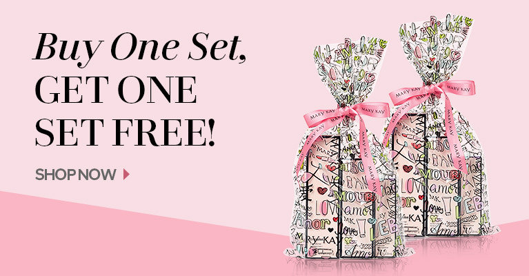 Buy One Set, Get One Set Free! - Shop Now