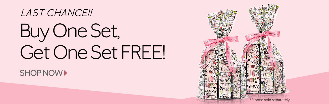 Buy One Set, Get One Set Free! Last Chance!! - Shop Now