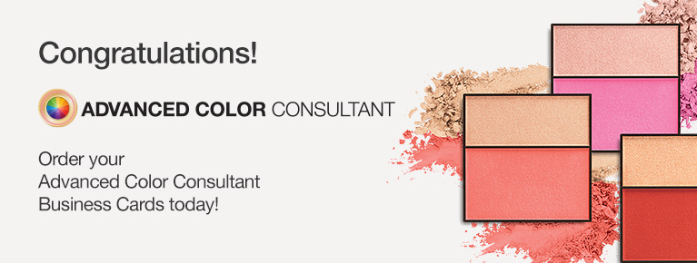 Mary kay connections congratulations advanced color consultant congratulations advanced color consultant reheart Gallery