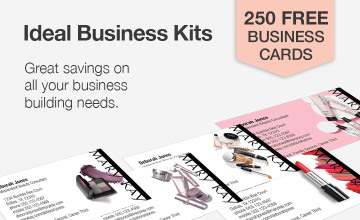 Ideal Business Kit. Great Savings on All Your Business Building Needs.
