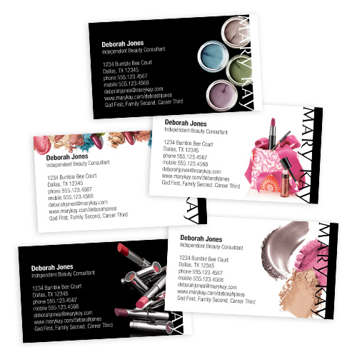 Gallery For Mary Kay Business Cards