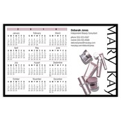 Skin Care Magnetic Calendar