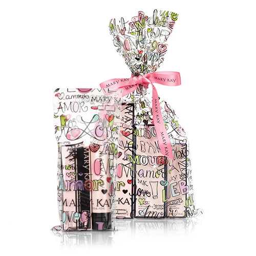 Discover What You Love Small and Large Gift Bags Set