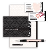 Discover What You Love Stationery Kit