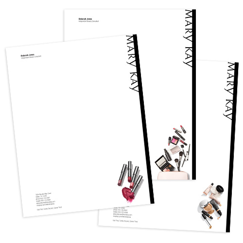 Product Letterhead Sheets