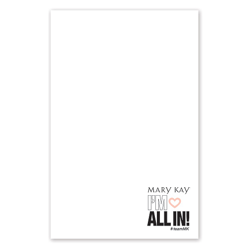 All In Note Pads - Non Personalized