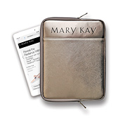 Champagne Metallic Tablet Case